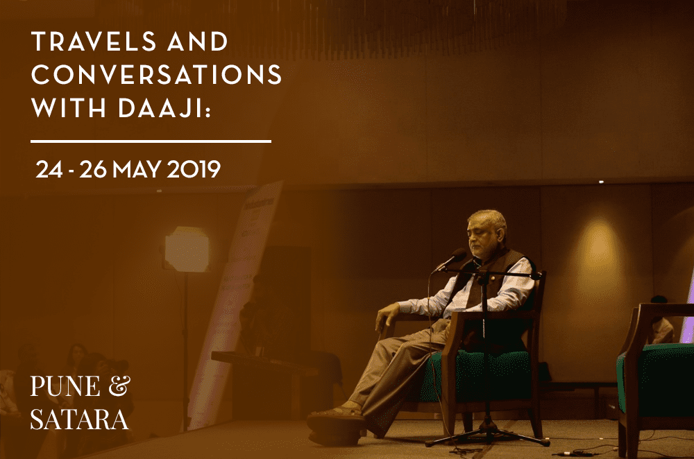 Travels And Conversations With Daaji 24 26 May 2019